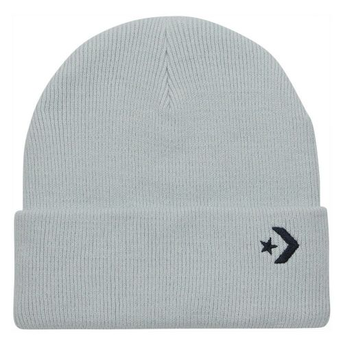 CONVERSE MENS / WOMENS BEANIE HAT.NEW CORE WARM WOOLLY KNITTED POLAR BLUE 9W 18
